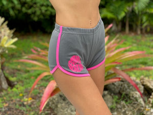 dolphin project ladies shorts