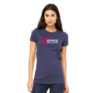 Ladies Japan Dolphins Day Tee