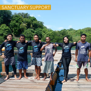 bali dolphin sanctuary support dive gear