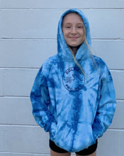 Load image into Gallery viewer, kids dolphin tie dye hoodie