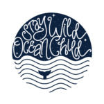 stay wild ocean child graphic tee