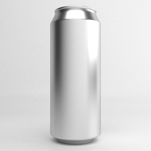 Aluminium Beverage/Beer Cans with Lids (207 units x 500ml)