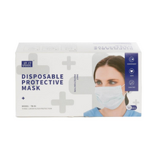 Load image into Gallery viewer, Disposable 3-ply Masks (200-pack)