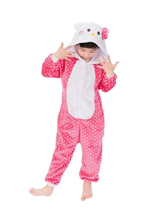 Pyjama combinaison Enfant Hello Kitty - 1