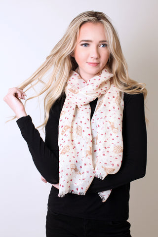 Women's Oblong Scarves