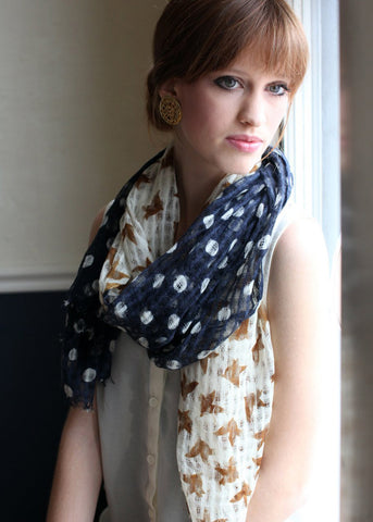 Winter Scarves - Premium Fine Soft Wool