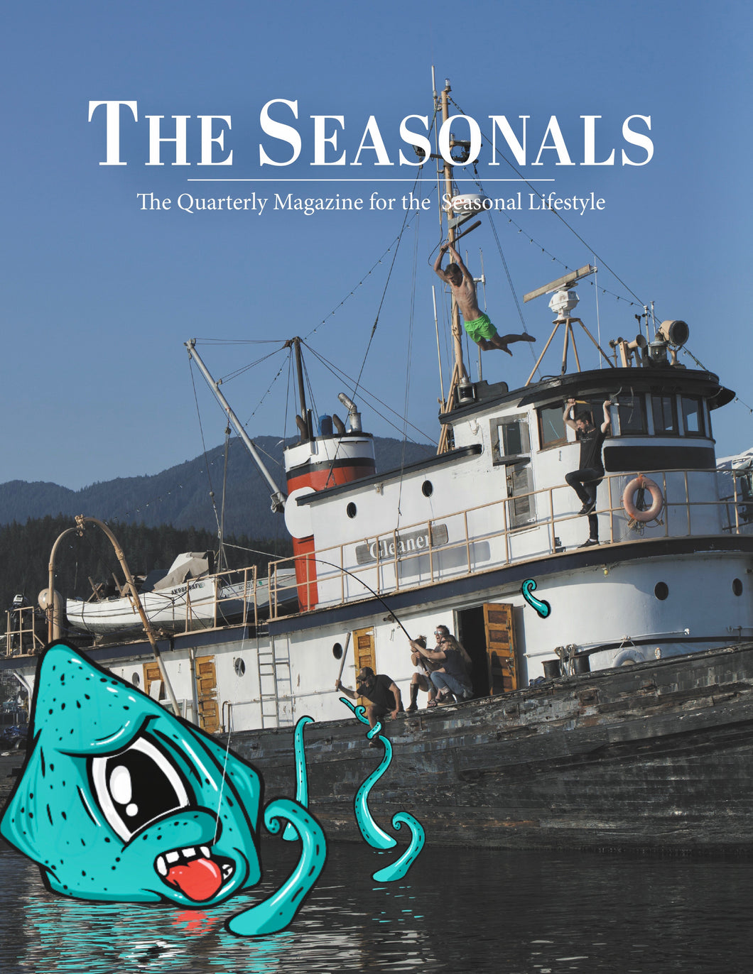 The Seasonals Magazine