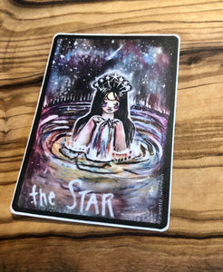 The Star Sticker