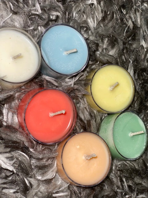 Tea Light Samples