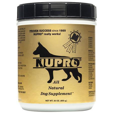 Nupro Gold Dog Supplement