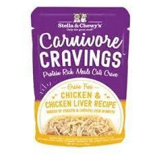 Stella & Chewy's Carnivore Cravings Cat Pouches