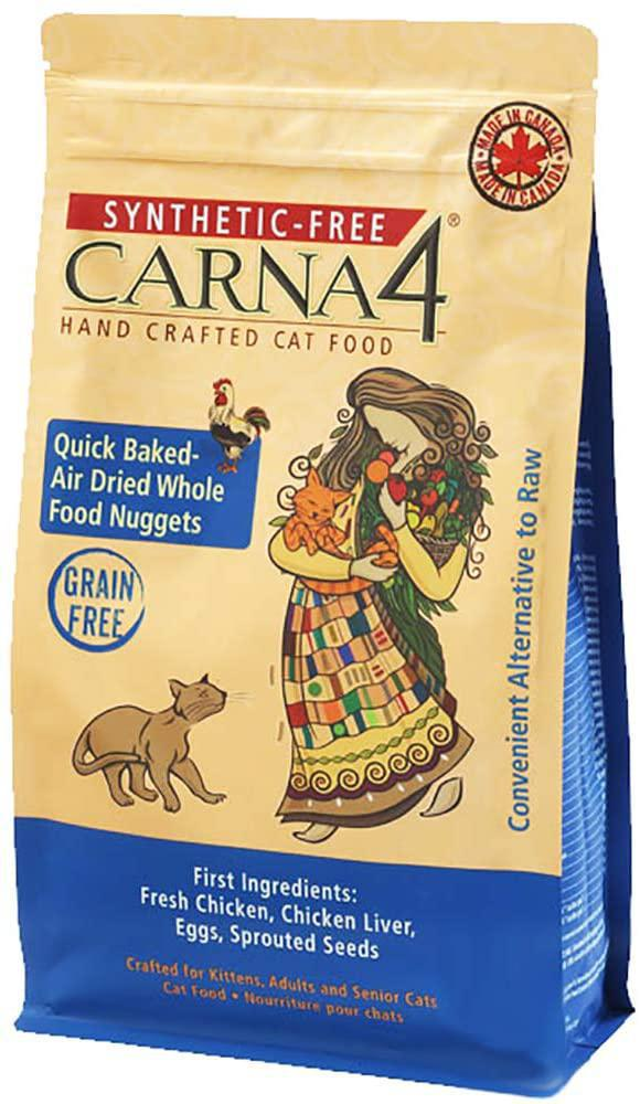 Carna4 Quick-Baked Cat Food