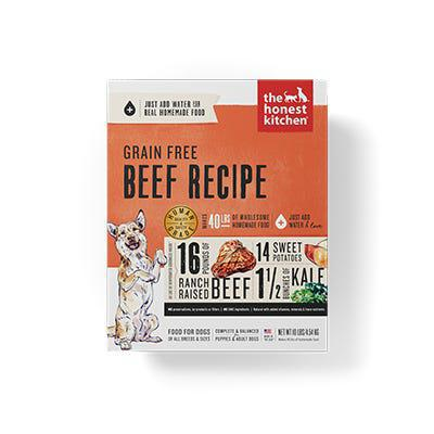 The Honest Kitchen Dehydrated Food