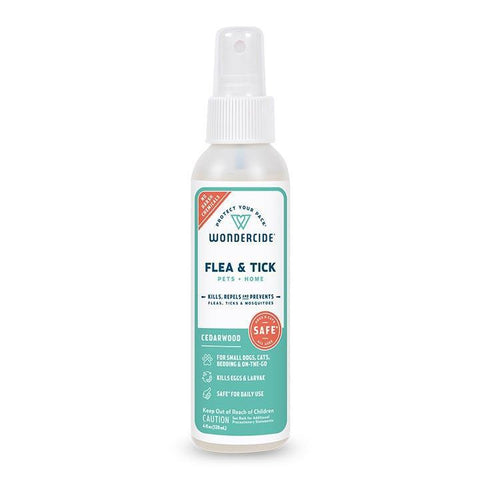 Wondercide Flea & Tick Spray