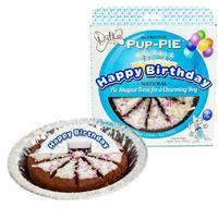 Lazy Dog Happy Birthday Pup-Pie for Charming Boy
