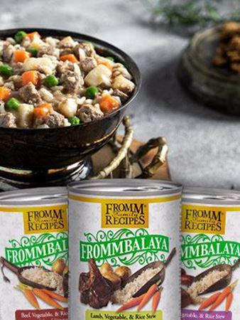 Fromm Dog Cans - Frommbalaya