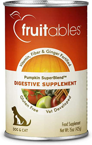 Fruitables Digestive Supplement