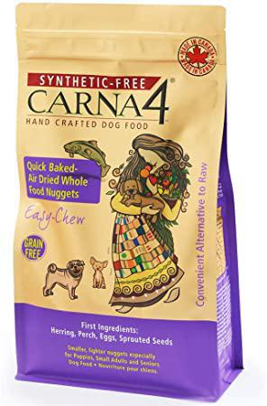 Carna4 Easy-Chew Fish Formula Dog Food
