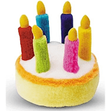 Multipet Birthday Cake