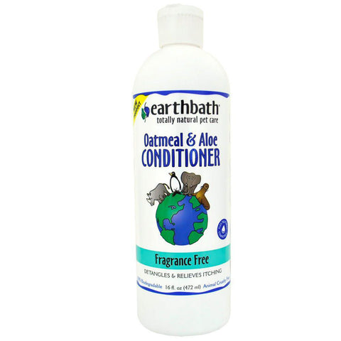 Earthbath Fragrance-Free Conditioner