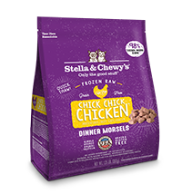 Stella & Chewy's Frozen Raw Cat Food