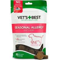 Vet's Best Seasonal Allergy Chews
