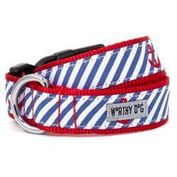 The Worthy Dog Collars - Anchors