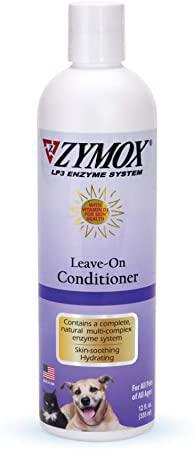 Zymox Itch Relief Leave-On Conditioner