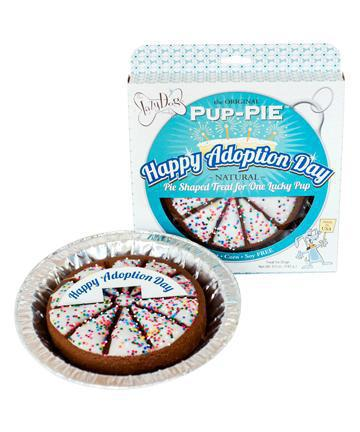 Lazy Dog Cookie Co Adoption Cake