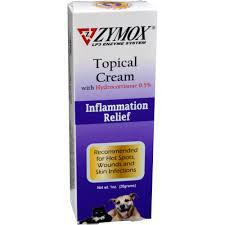 Zymox Inflammation Relief Topical Cream