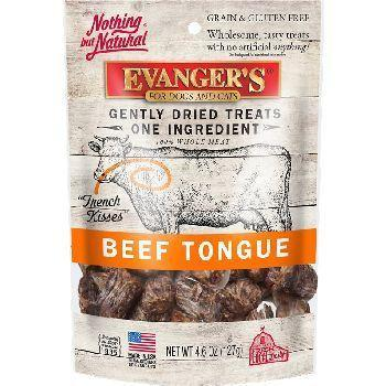 Evanger's Gently Dried Beef Tongue