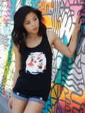 Girl Fight Level 2 Unisex Tank