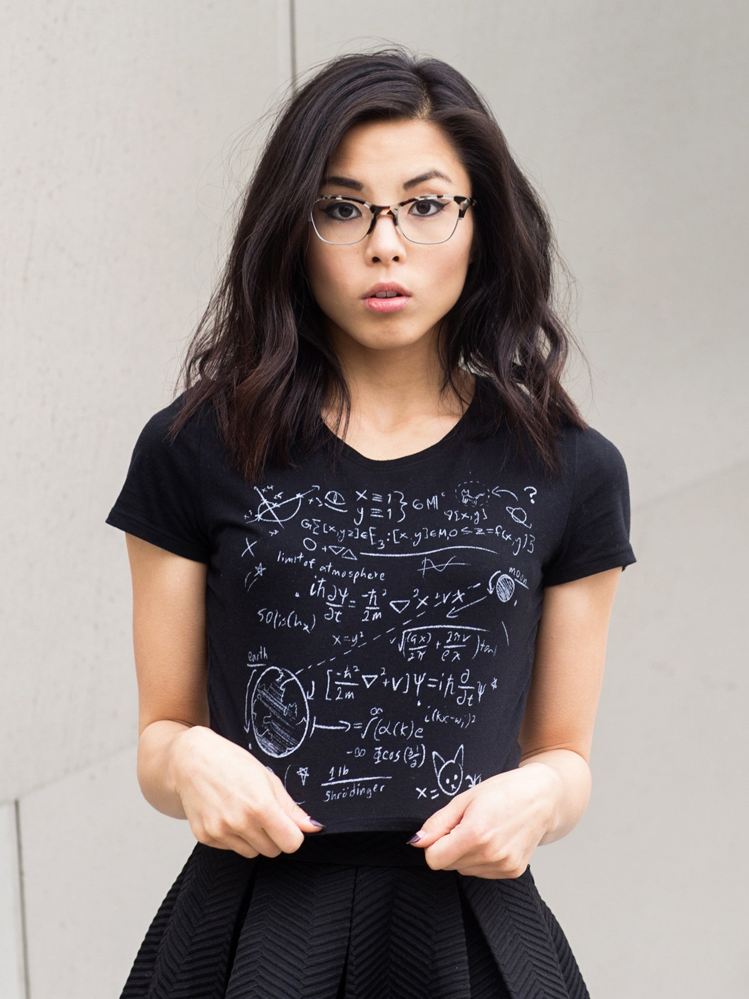 BESTSELLER - Chalk Cat Women's Tee