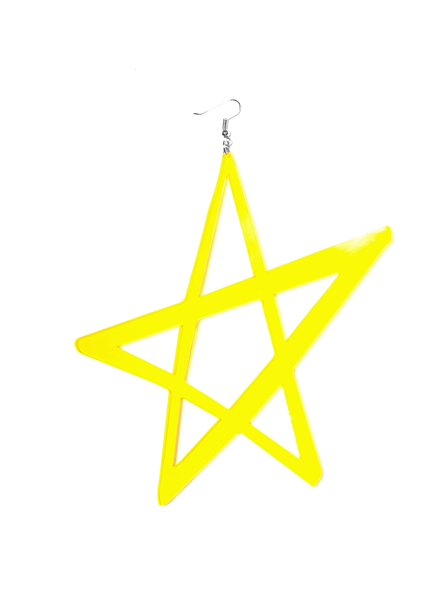 BABE STAR by NIN3 - Transparent Yellow