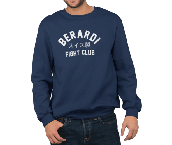 Berardi Fight Club Sweatshirt