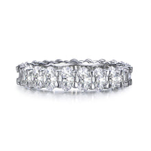 Load image into Gallery viewer, Labyrinth Diamonds Oval Cut Diamond Eternity Band - Oval