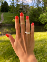 Load image into Gallery viewer, Matthia's & Claire Delicate Triple Ring Set