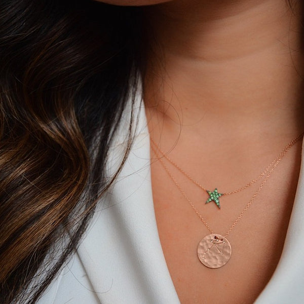 OWN Your Story Emerald Rock Star Necklace