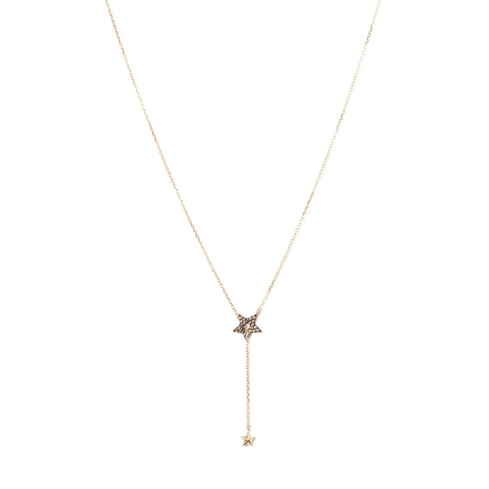 Anné Gangel Diamond Star Lariat