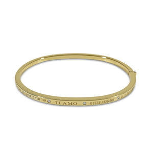 Matthia's & Claire Dream Collection I Love You Bracelet - All Colors
