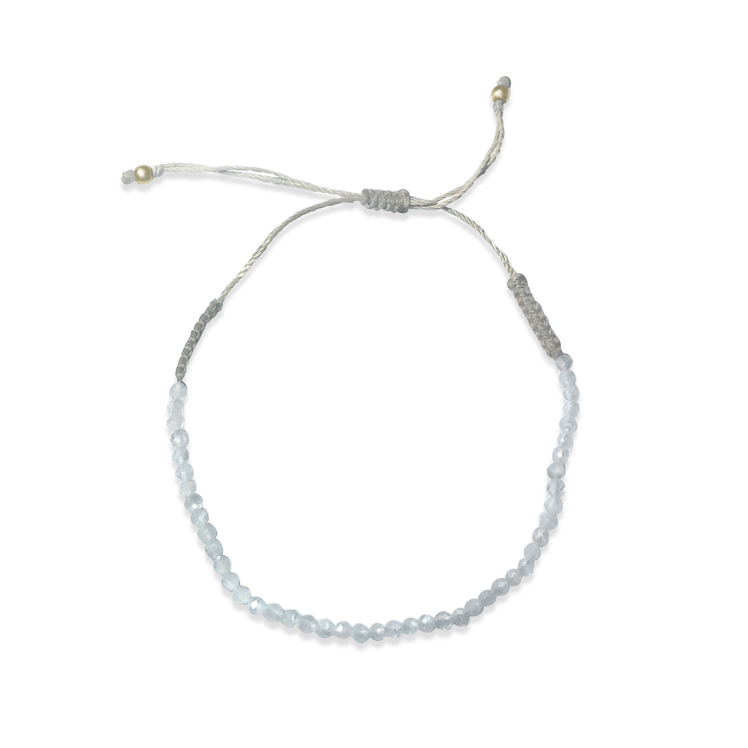 Atelier All Day Opal Gemstone String Bracelet