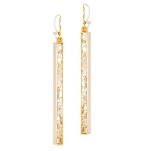 Shana Gulati 18K Gold Vermeil Miladi Earrings