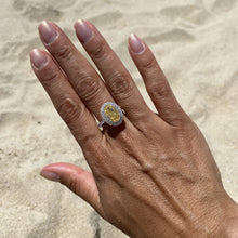Load image into Gallery viewer, Labyrinth Diamonds 14K Gold Classic Oval Halo Diamond (Semi-Mount)