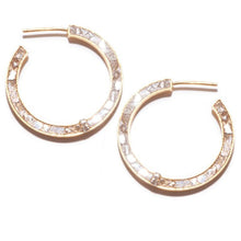 Load image into Gallery viewer, Shana Gulati 18K Gold Vermeil Riley Hoops
