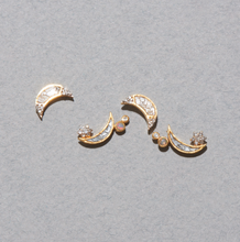 Load image into Gallery viewer, Shana Gulati 18K Gold Vermeil Kolar Studs