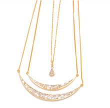 Load image into Gallery viewer, Shana Gulati 18K Gold Vermeil Thane Pendant LG
