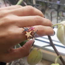 Load image into Gallery viewer, OWN Your Story Diamond Rock Star Ring