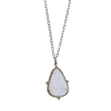Load image into Gallery viewer, Anné Gangel Druzy Necklace