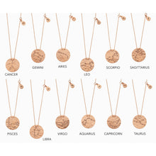 Load image into Gallery viewer, OWN Your Story Diamond Zodiac Astrological Constellation Pendant