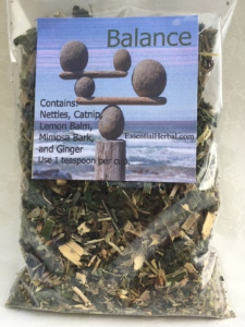 Balance Herbal Tea Blend